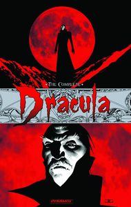 [The Complete Dracula (Product Image)]