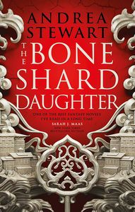 [The Drowning Empire: Book 1: The Bone Shard Daughter (Product Image)]