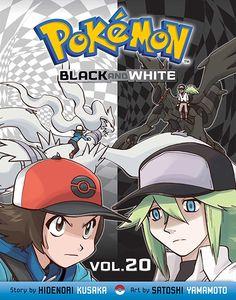 [Pokémon Black & White: Volume 20 (Product Image)]