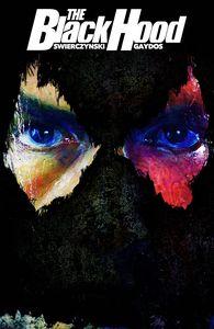 [Black Hood #1 (Die-Cut Cover) (Product Image)]