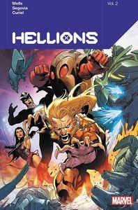 [Hellions: Zeb Wells: Volume 2 (Product Image)]