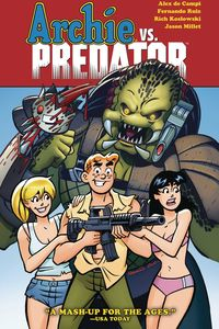 [Archie Vs Predator (Product Image)]