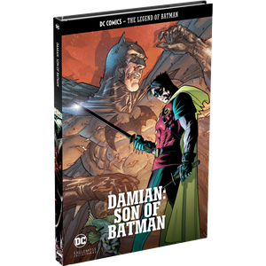 [Legends Of Batman: DC Graphic Novel Collection: Volume 72: Damian: Son Of Batman (Product Image)]