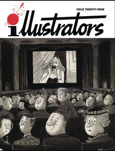 [Illustrators Magazine #29 (Product Image)]