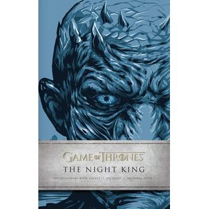 [Game Of Thrones: Ruled Journal: The Night King (Hardcover) (Product Image)]