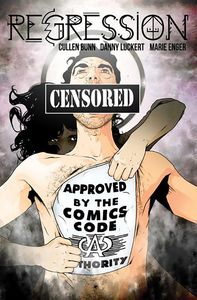 [Regression #11 (CBLDF Charity Variant - Censored) (Product Image)]