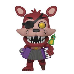 [Five Nights At Freddy's: Pop! Vinyl Figure: Pizza Sim Rockstar Foxy (Product Image)]