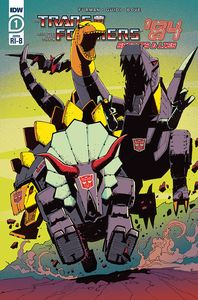 [Transformers: 84 Secrets & Lies #1 (Senior Variant) (Product Image)]