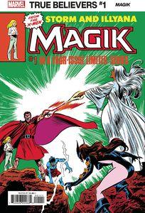 [True Believers: X-Men: Magik #1 (Product Image)]