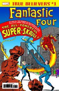 [True Believers: Fantastic Four: Super Skrull #1 (Product Image)]