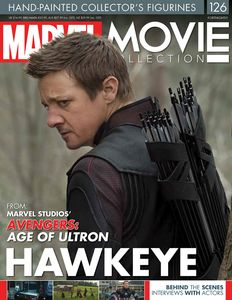 [Marvel Movie Figurine Collection #129: Hawkeye Age Of Ultron (Product Image)]