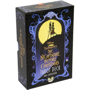 [The Nightmare Before Christmas: Tarot Deck & Guidebook (Hardcover) (Product Image)]