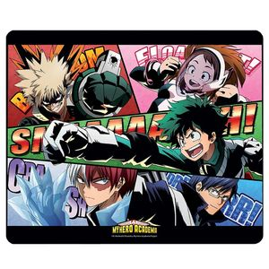 [My Hero Academia: Comics Mousepad (Product Image)]