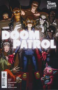[Doom Patrol #6 (Product Image)]
