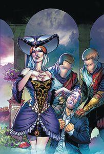 [Revenge Of Wonderland #3 (Cover D Salazar) (Product Image)]