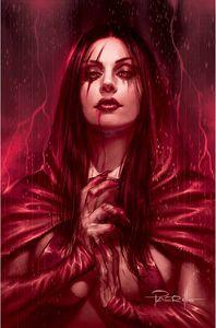 [Vengeance Of Vampirella #14 (Parrillo Tint Virgin Variant) (Product Image)]