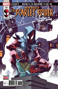 [Ben Reilly: Scarlet Spider #14 (Legacy) (Product Image)]