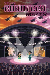 [Robotech: Remix #6 (Cover C 8 Bit) (Product Image)]