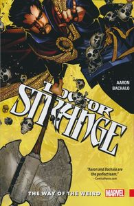 [Doctor Strange: Volume 1: The Way Of The Weird (Product Image)]