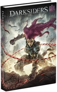 [Darksiders 3: Official Collectors Guide (Hardcover) (Product Image)]
