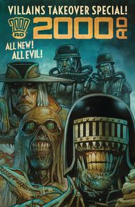 [2000 AD: Villains Takeover Special: Oneshot (Product Image)]