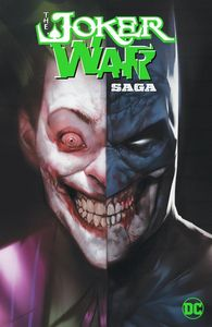 [Joker: War Saga (Hardcover) (Product Image)]