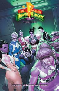 [Mighty Morphin Power Rangers: Volume 14 (Product Image)]
