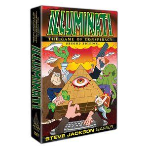 [Illuminati (2nd Edition) (Product Image)]