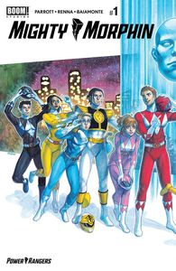 [Mighty Morphin #1 (Cover L 2nd Printing Connecting Variant) (Product Image)]
