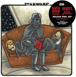 [Darth Vader & Son/Vader's Little Princess Boxset (Hardcover - Mini Print Edition) (Product Image)]