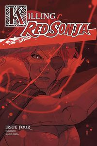[Killing Red Sonja #4 (Ward Colour Variant) (Product Image)]