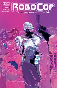 [Robocop: Citizens Arrest #2 (Product Image)]