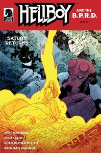 [Hellboy & The B.P.R.D.: Saturn Returns #2 (Product Image)]