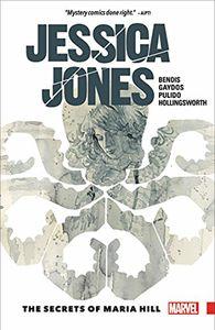 [Jessica Jones: Volume 2: Secrets Of Maria Hill (Product Image)]