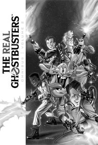 [Real Ghostbusters: Omnibus: Volume 2 (Product Image)]