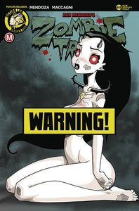 [Zombie Tramp Ongoing #44 (Cover F Mendoza Risque) (Product Image)]