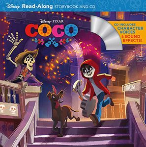[Coco: Read-Along Storybook & CD (Product Image)]