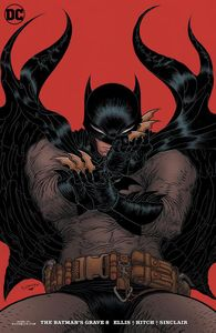 [Batman's Grave #8 (Card Stock R Grampa Variant Edition) (Product Image)]