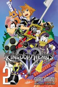[Kingdom Hearts II: Volume 2 (Product Image)]