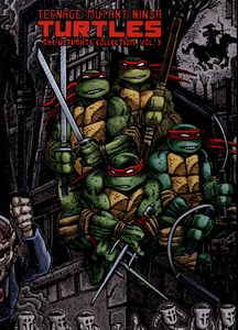 [Teenage Mutant Ninja Turtles: The Ultimate Collection: Volume 3 (Hardcover) (Product Image)]
