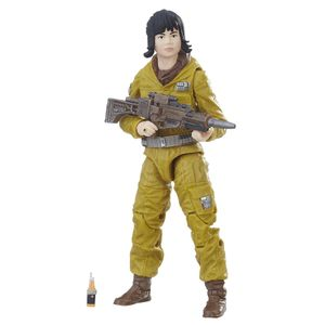 [Star Wars: The Last Jedi: Black Series Action Figure: Rose (Product Image)]