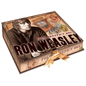 [Harry Potter: Artifact Box: Ron Weasley (Product Image)]