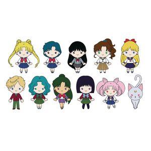 [Sailor Moon: 3D PVC Figural Keychain (Product Image)]