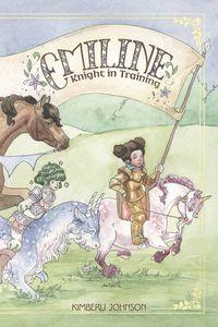 [Emiline: Knight In Training (Hardcover) (Product Image)]