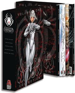 [White Widow: Slipcase Editions: Volume 1 (Product Image)]