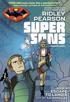 [Ridley Pearson & Ile Gonzales 'Super Sons' Virtual Tour (Product Image)]