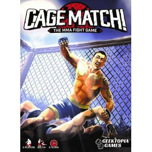 [Cage Match!: The MMA Fight Game (Product Image)]