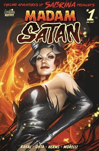 [The cover for Sabrina: Madame Satan #1 (One Shot Cover A Ohta)]