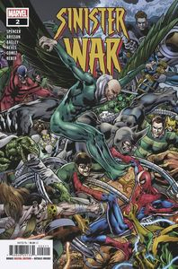 [Sinister War #2 (Product Image)]