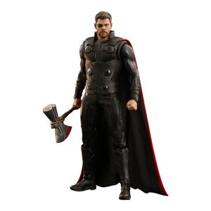 [Avengers: Infinity War: Hot Toys Action Figure: Thor (Product Image)]